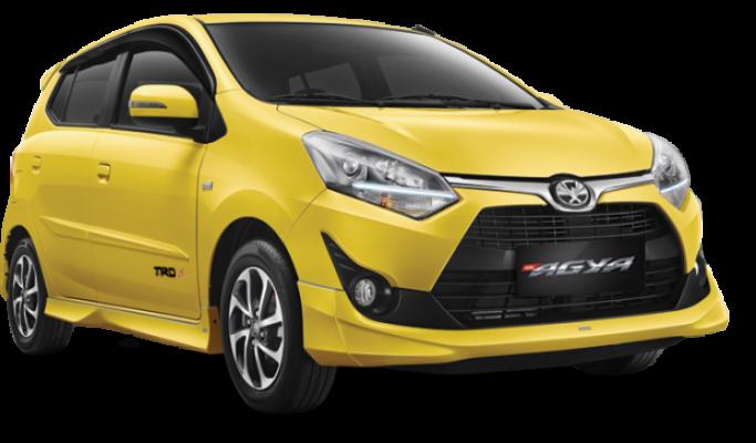 Harga Kredit Toyota AGYA