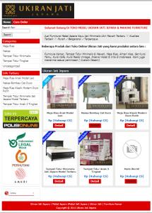 Jasa Pembuatan Website Ukiranjati Jepara