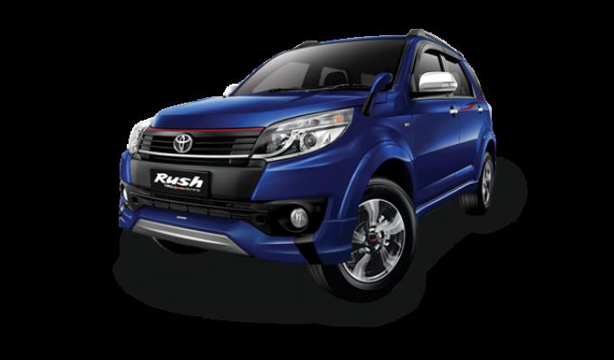 Paket Kredit Toyota Rush Semarang