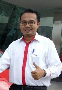 Sales Toyota Semarang Bapak DONNY ROSADY