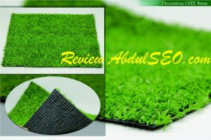 Jual Rumput Sintetis Decoration G001 8mm