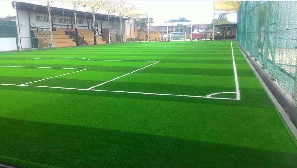 Kontraktor Rumput Sintetis Lapangan Sepak Bola