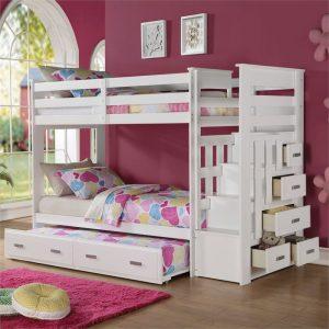 Tempat Tidur Anak 3 Tingkat