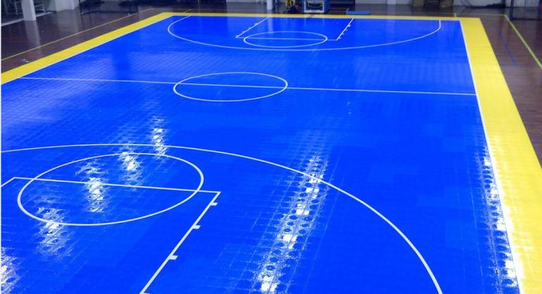 Kontraktor Lantai Interlock Futsal Jakarta