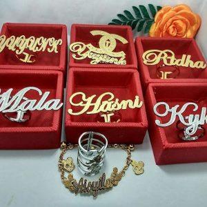 Produk Ring Jilbab Terbaru Kuningan dan Monel