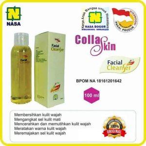 Jual Collaskin Facial Cleanser Original Nasa 100% Asli ,Kecantikan Kesehatan Original Nasa