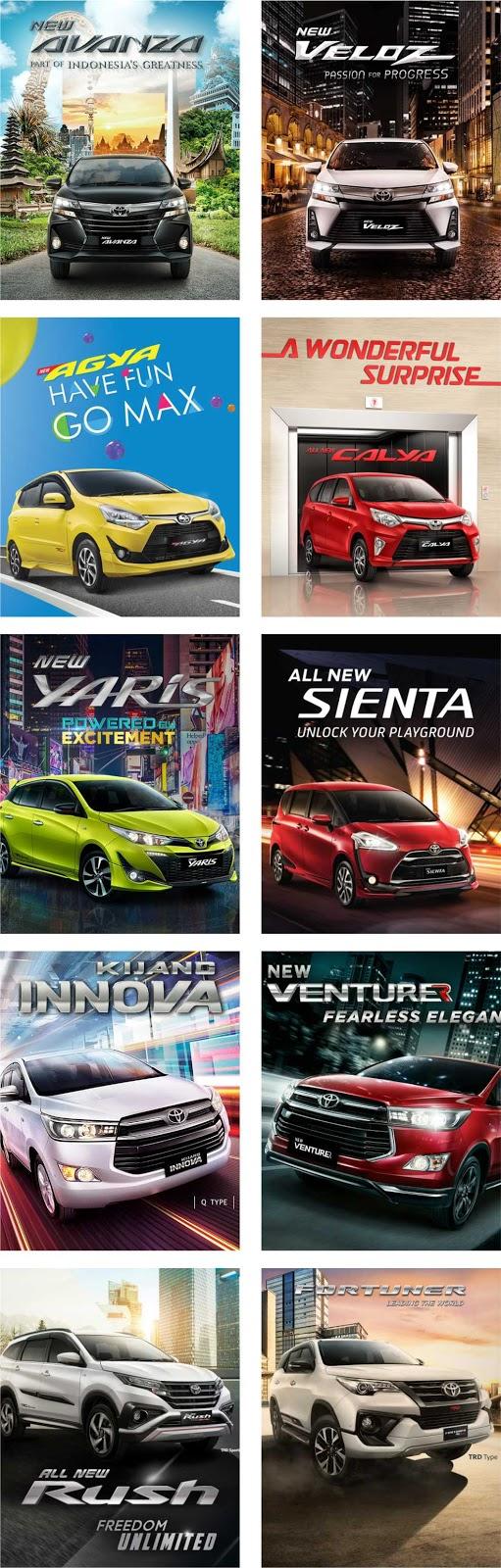 Produk Mobil Sales Toyota Nasmoco
