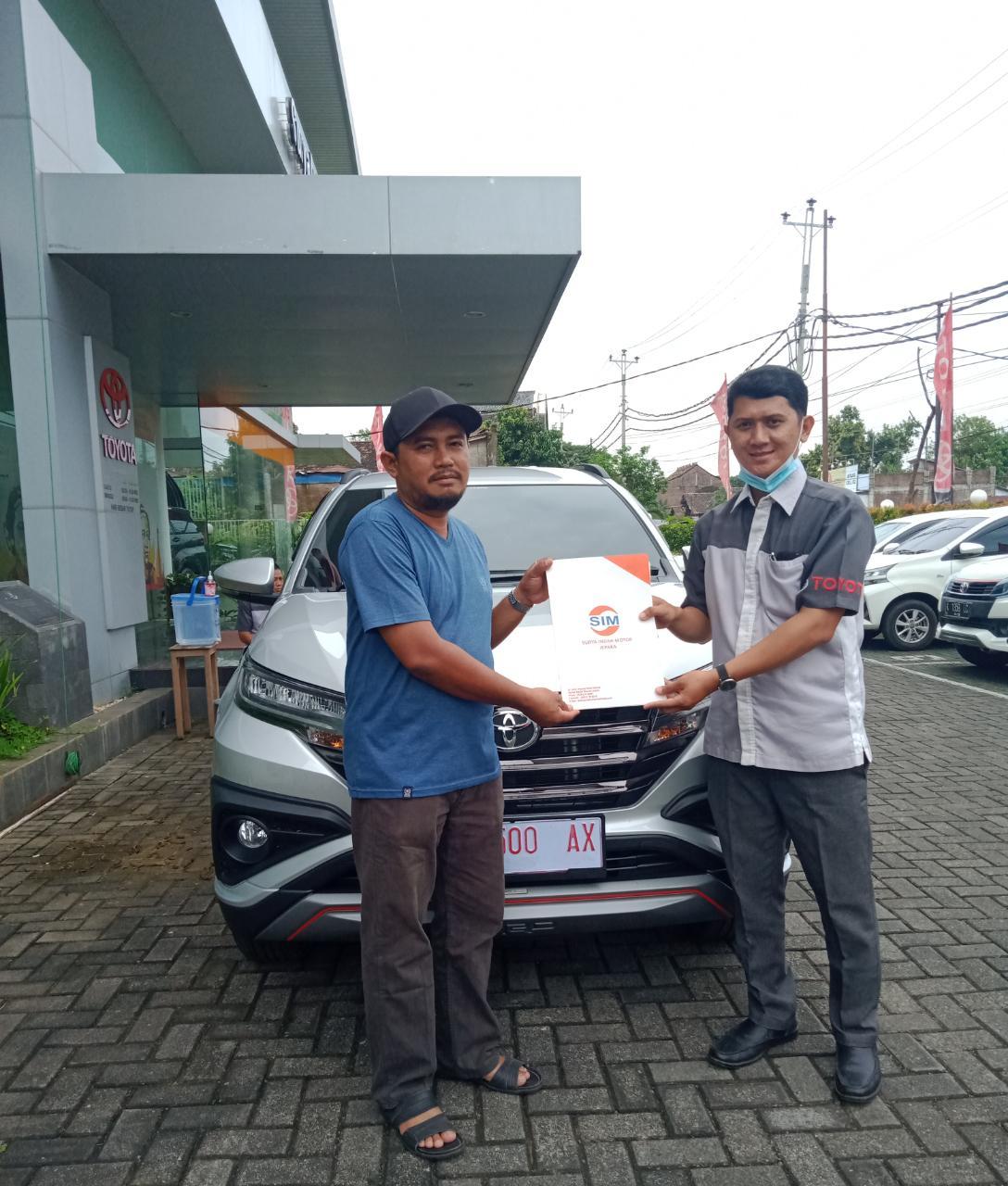 Sales Mobil Toyota Jepara
